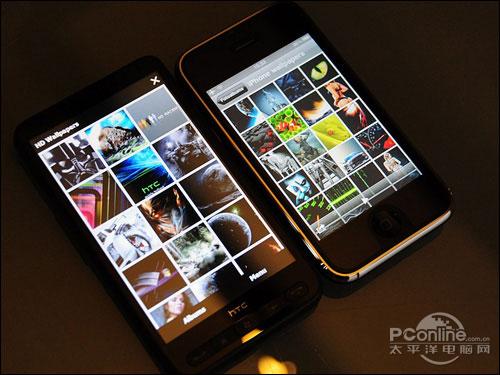 哪个更值得购买?iPhone 3GS深度对比HD2