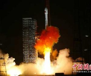 我国发射第4颗北斗导航卫星 组网对抗美国GPS