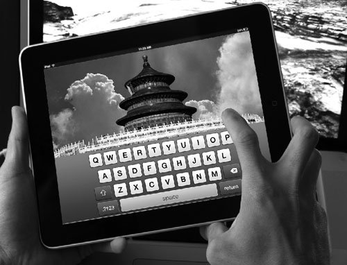 iPad入华先会内容商 方正系隐现谈判桌