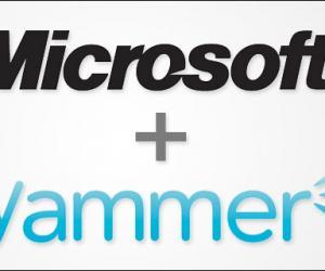 微软收购Yammer 企业社交蕴藏巨大商机