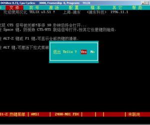 CFIDO(ChinaFidoNet,中国惠多网) BBS回忆录