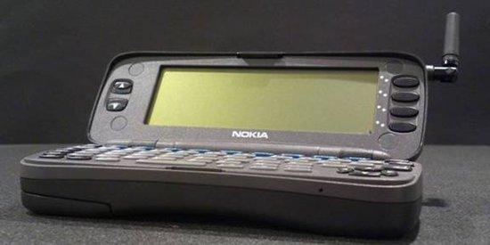 【流金岁月】这就是全球首款QWERTY全键盘手机
