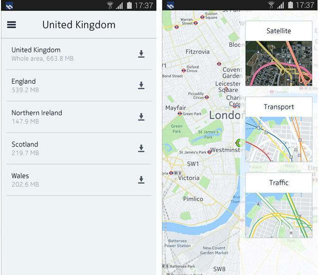 诺基亚地图求破局:冷落WP力挺安卓和iOS