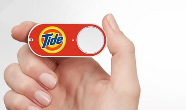 亚马逊开售购物按钮 曾被认为是愚人节玩笑