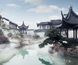 中国富豪被指热衷中式豪宅:用古代美学彰显身份