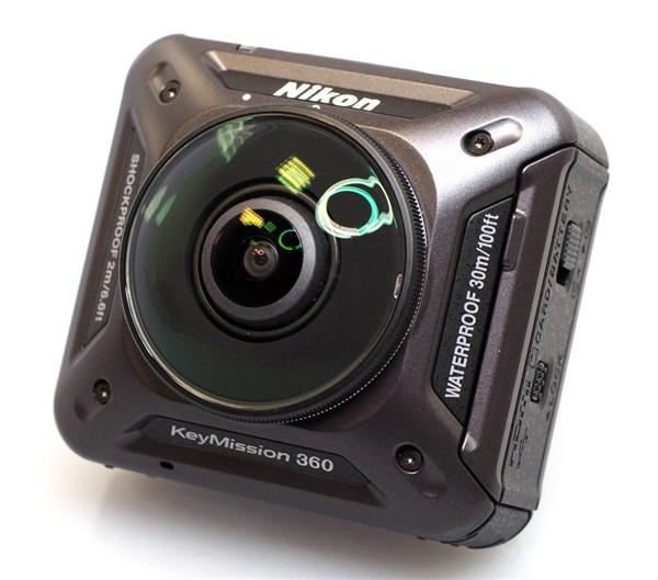 【全球评审会】尼康360 VR全景相机评测汇总:虽不完美但很实用