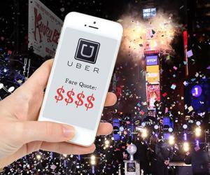 Uber对部分乘客收取更高费用