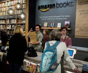 亚马逊全美六家线下书店收支平衡