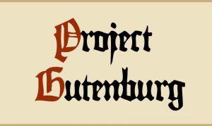 古腾堡工程(Project Gutenberg)