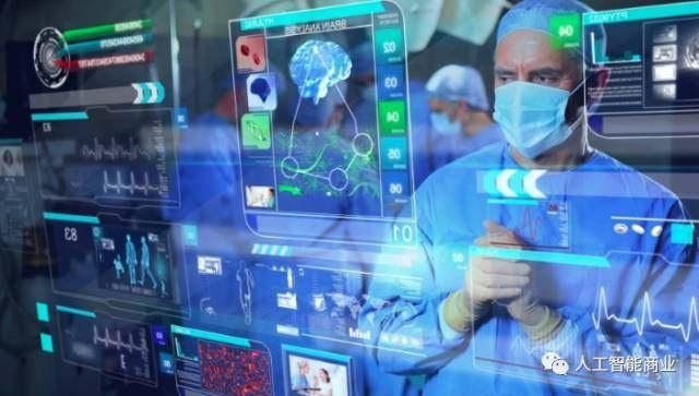 AI在医学上的七大应用领域