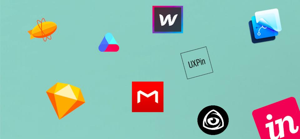 10款专为UX/UI设计师打造的热门工具清单