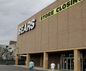 美国偶像级零售商西尔斯(Sears)申请破产