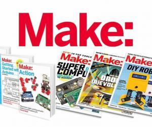 《Make》 杂志停止运营