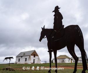 神秘的百年欧克⻉拉农庄