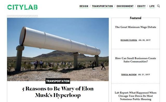 垂直类小众媒体怎么做?从CityLab看大西洋月刊的另类