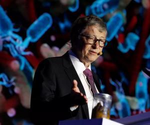《走进比尔·盖茨》微软之外的比尔·盖茨