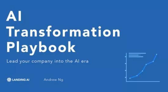 吴恩达发布《AI转型指南》:AI转型分五步
