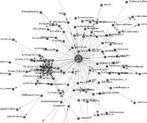全球媒体社交网络转型:网络、结构和影响力