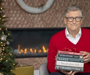 比尔·盖茨 2020 年度书单